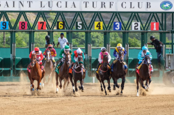 PM Chastanet says best is yet to come after first international horse race