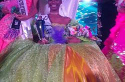Saint Lucian wins Miss Talented Teen pageant in St Kitts