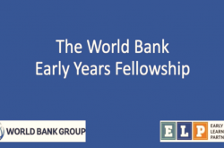 Apply Now: Early Years Fellowship
