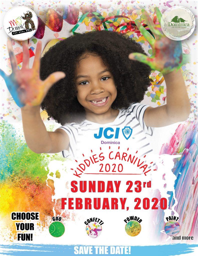 JCI Dominica Kiddies Carnival 2020