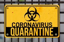 Another person Quarantined
