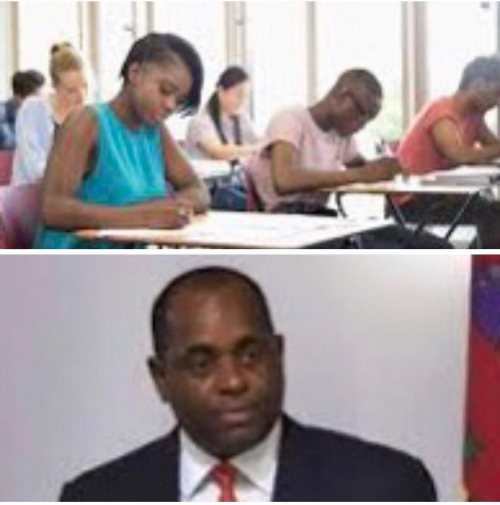 Who Called Me a Liar? PM Skerrit Ask Frustrated Students