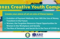Enter the 2021 Creative Youth Art Competition