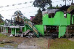Castara family homeless again after sixth fire