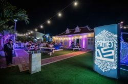 New & unique venue in Oranjestad, a must for visitors! Patio 15 connects Aruba's culture with Caribbean food & cocktails delight