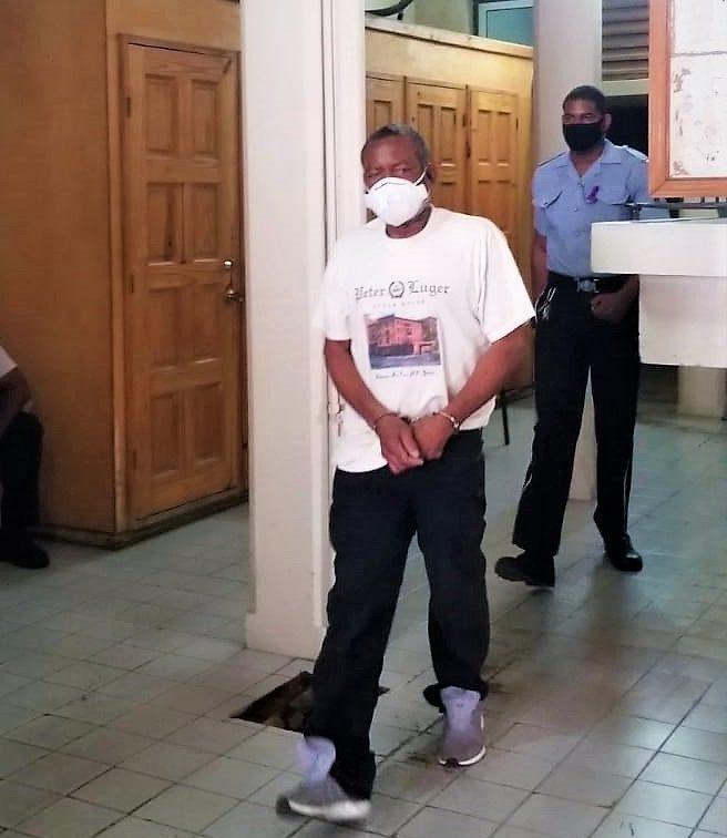 Magistrate denies hospital order for murder accused, Elbert Edwards