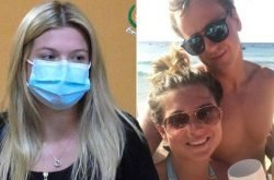 Zara Holland flees Barbados after paying £4,417 fine as boyfriend remains in isolation centre