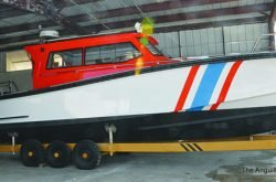 ANGUILLA NOW HAS A FIRST CLASS SEARCH & RESCUE BOAT