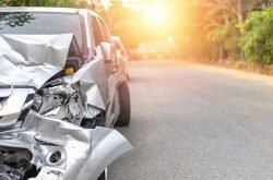 'Thirsty' unlicensed driver panics, crashes at accident scene