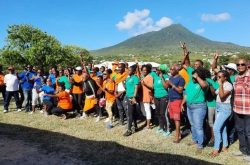 NIA's Minister of Culture pleased with the success of Easter Weekend activities on Nevis