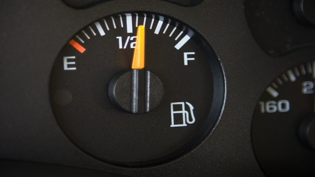 Gas prices down slightly this week, while diesel fuels move up