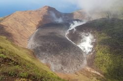 Evacuation ordered as volcano 'is trying to clear its throat'