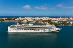 Norwegian Cruise Line Sets Restart Plan With 3 Ships From Greece, Jamaica and Dominican Republic