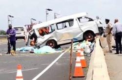 VIDEO: 4 confirmed dead in Highway 2000 crash